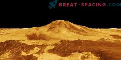 Un vulcano attivo è stato trovato su Venere