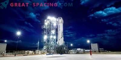Il razzo New Shepard ha eseguito il decimo volo di prova