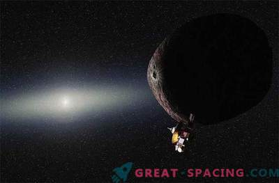Mission New Horizons auf dem Weg zum neuen Kuipergürtel-Objekt