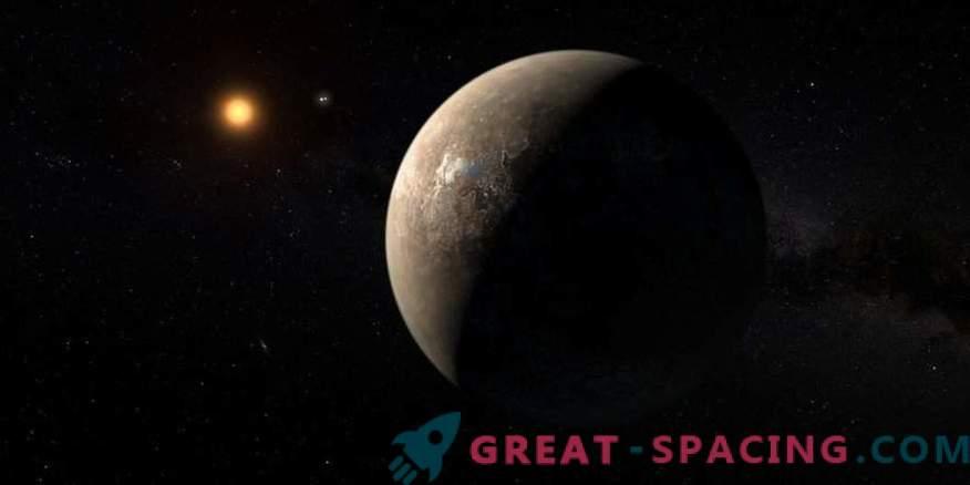 Exoplanet Proxima Centauri b è considerato abitabile con una probabilità dell'87%