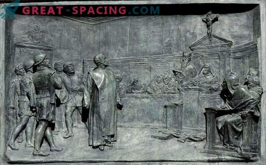 Giordano Bruno - un monaco che ha rivelato i segreti dell'universo