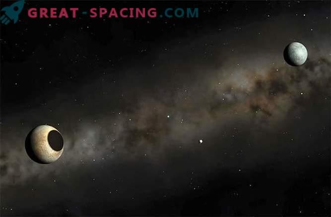 I nostri pianeti nani a fuoco