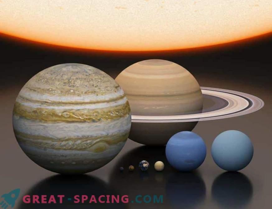 Dopo la nascita e l'evoluzione del Sistema Solare