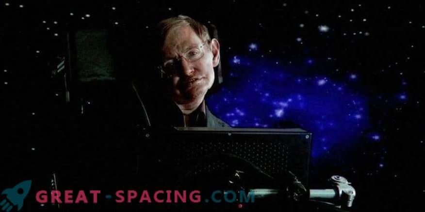 L'ultimo libro di Hawking colpisce Dio fuori dall'universo