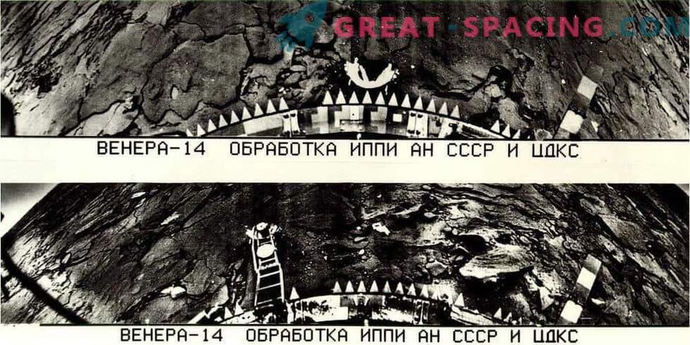 Prodezza sovietica: il primo sbarco di un veicolo spaziale su Venere