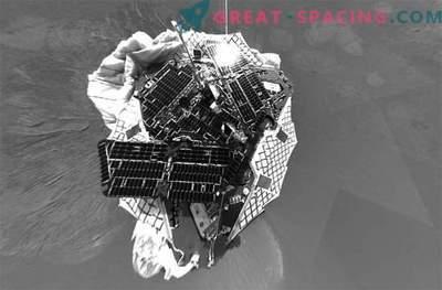 12 anni su Marte: i primi sali di Opportunità