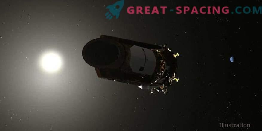 Ultimi comandi per il leggendario Kepler Space Telescope