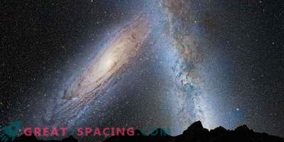 Ora gli scienziati sanno esattamente quando incontriamo la Galassia di Andromeda