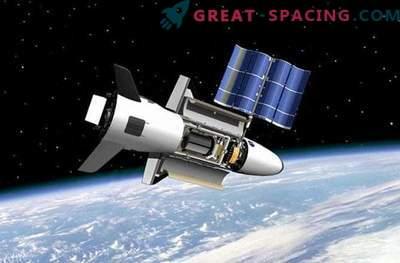 Questa settimana, l'USAF invierà il suo veicolo spaziale X-37B