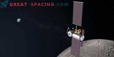 La NASA sta cercando partner per consegnare merci alla futura stazione spaziale lunare