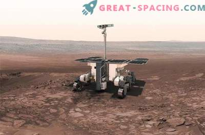 Potential landing sites selected for ExoMars rover