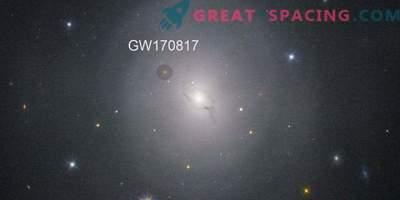 Le onde gravitazionali misurano l'universo