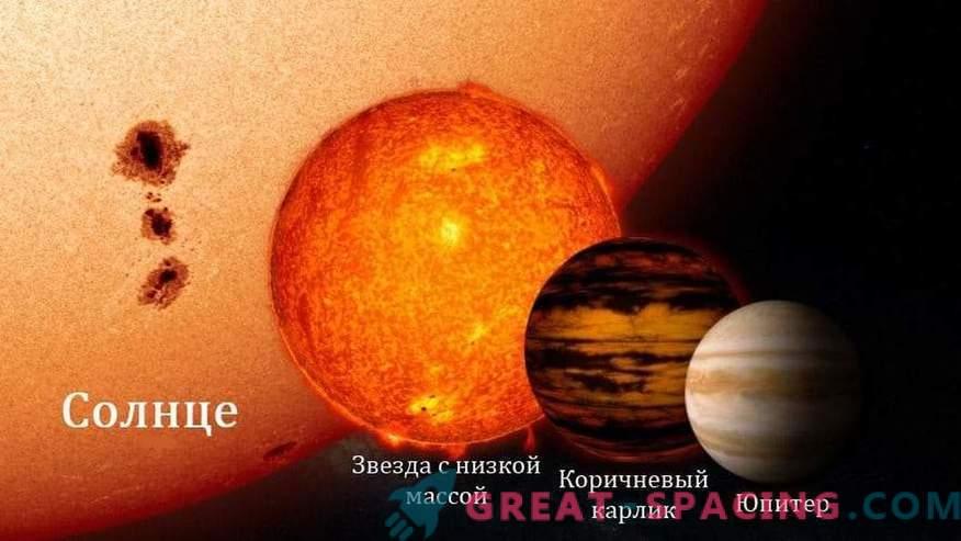 Jupiter può diventare una stella