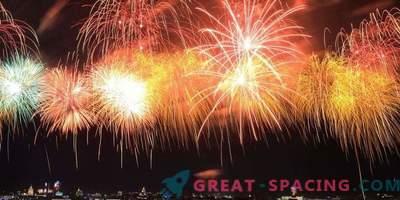 Piccoli fuochi d'artificio