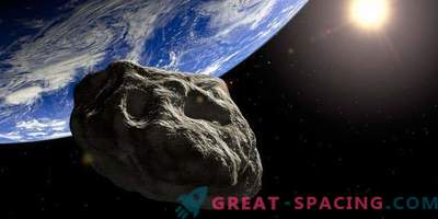 NASA uses an asteroid span to test the warning system