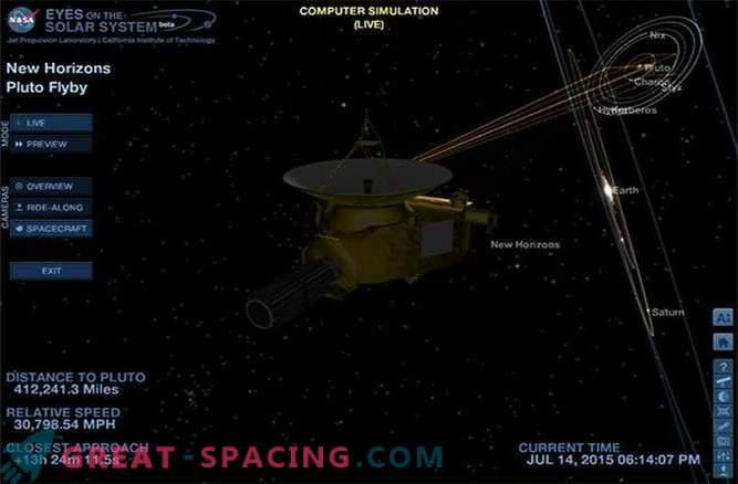 Mission New Horizons: abbiamo un veicolo spaziale vitale