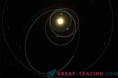 Le leggi di Keplero governano la missione sulla cometa