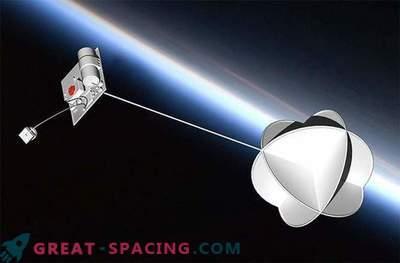 Tiny ThumbSat è progettato per colmare le lacune nello spazio