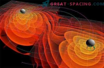 Gravitacijski valovi: vohunjenje