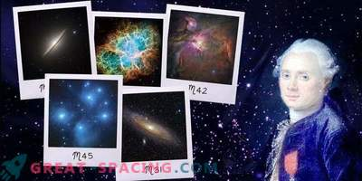 How did the famous Charles Messier catalog appear?