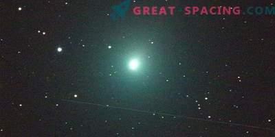 Imetlege sel nädalavahetusel komeeti