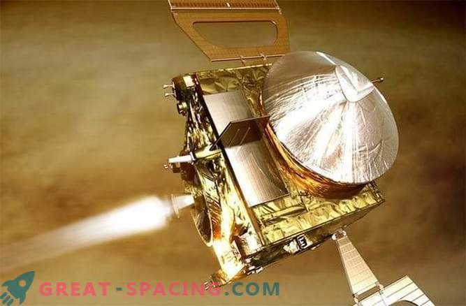 Venus Express brucia nella gloria della sua gloria