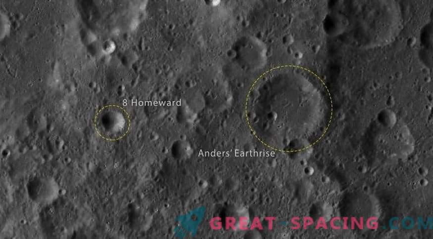 Crateri lunari intitolati ad Apollo 8