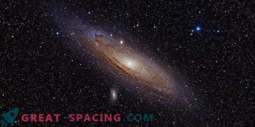 Andromeda è abitata dalla vita? Gli scienziati usano la fotonica per cercare risposte