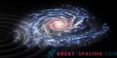 Ladri di stelle della Via Lattea: attività sospette sul disco galattico