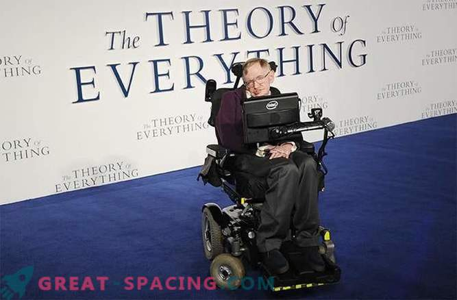 Ecco come pensa Stephen Hawking