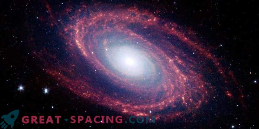 Una fotografia delle galassie di Hubble dimostra una visione dello spazio 25 anni fa