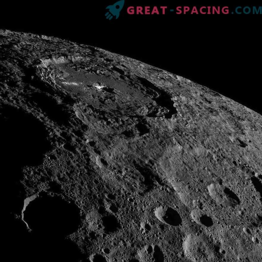 Cerere: l'asteroide più grande e il più piccolo pianeta nano