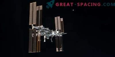 Studio del processo di combustione sulla ISS