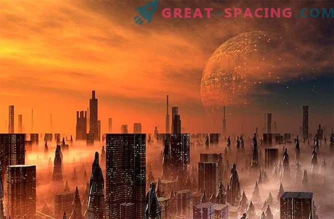 Alla ricerca di civiltà super-sviluppate