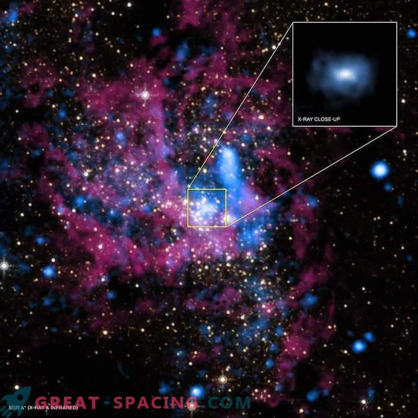 Buco nero supermassiccio o