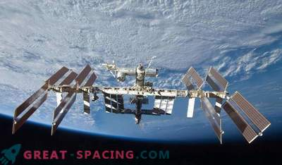 Due astronauti russi e uno americano tornano dalla ISS