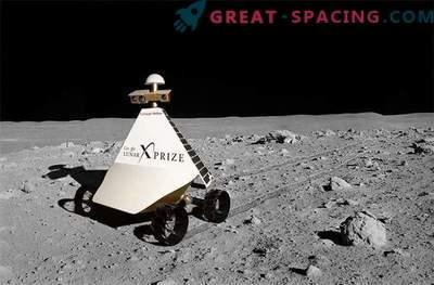 Discovery Channel hat eine Vereinbarung mit Google Lunar X PRISE unterzeichnet.