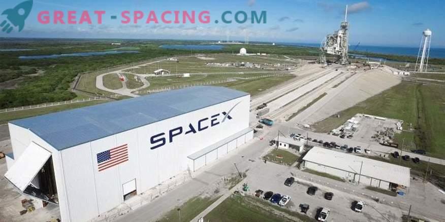 Los Angeles approva la costruzione del sistema missilistico SpaceX