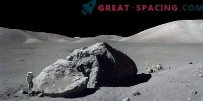 La polvere lunare può minacciare la salute degli astronauti