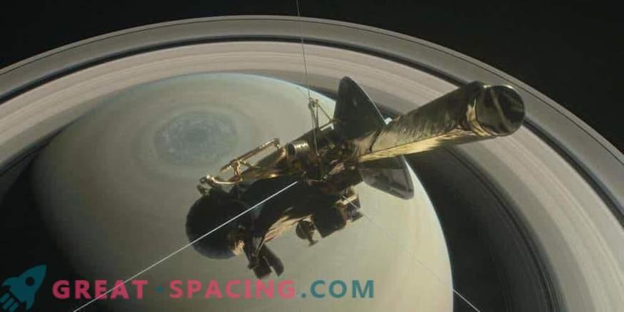 La missione di Cassini si prepara per la finale