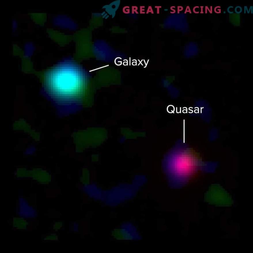 Torna indietro nel tempo per dare un'occhiata alla forma delle antiche galassie