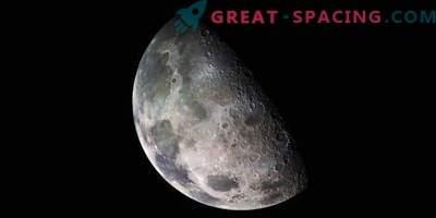 Che cosa sono i mari lunari e c'era acqua in loro