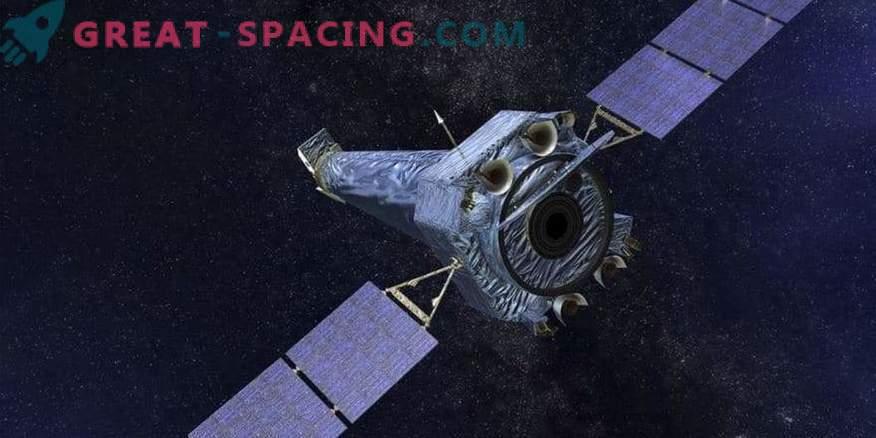 Un altro telescopio NASA sospende il lavoro.