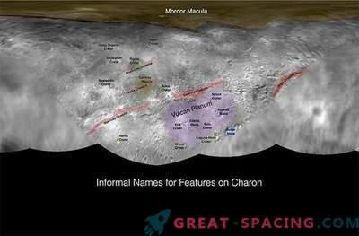 Nuovi nomi per Pluto e Caronte