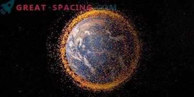 Dimentica spazzatura spaziale! Un esperimento di successo dimostra la funzionalità delle nuove tecnologie