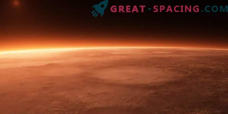 La storia di come il pendio su Marte è stato intitolato ai tecnici della base aeronautica statunitense