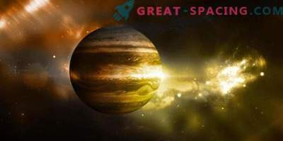 Giove è il pianeta più antico del nostro sistema