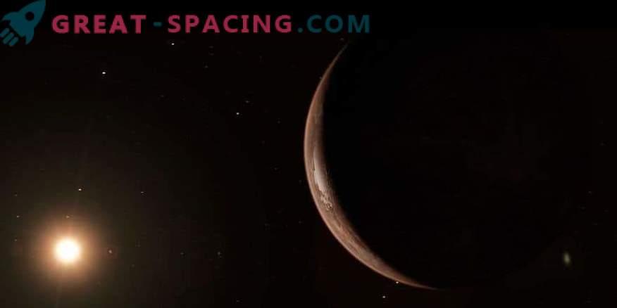 Il pianeta del ghiaccio è in grado di avere una vita aliena