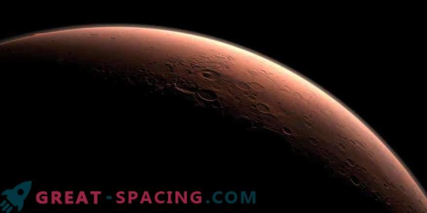 El enfoque más cercano de Marte a la Tierra en 15 años