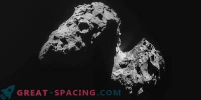 La missione cometaria rivela una lacuna nella comprensione della formazione dei pianeti